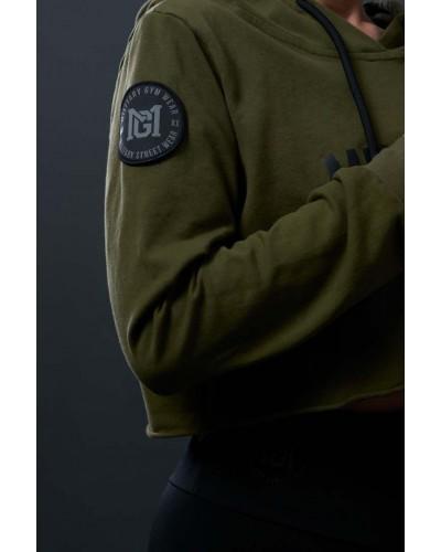 Bluza damska w stylu military