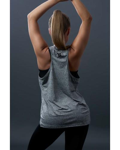 bluzka oversize dla kobiet na trening